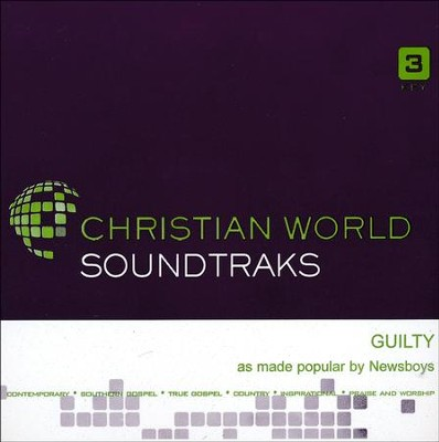 Guilty, Acc CD   -     By: Newsboys