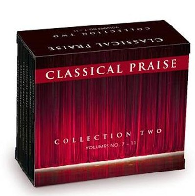 Classical Praise: The Collection 2 (includes Volumes 7-11 and Emmanuel)  -