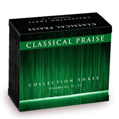 Classical Praise: The Collection 3 (includes Volumes 12-16 and Easter)  -