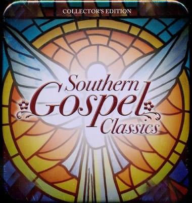 Southern Gospel Classics, Collector's Tin, 3 CDs   -