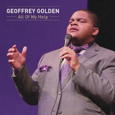All Of My Help, Acc CD   -     By: Geoffrey Golden
