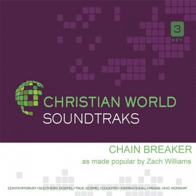Chain Breaker, Acc CD   -     By: Zach Williams