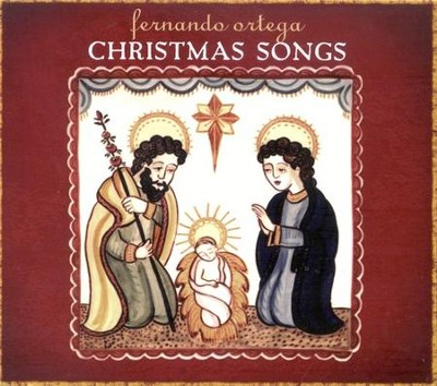 Christmas Songs CD   -     By: Fernando Ortega