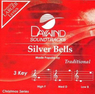 Silver Bells, Accompaniment Track  -