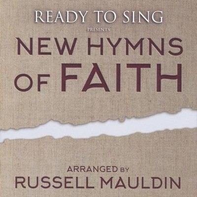 Ready to Sing: New Hymns of Faith, Split-Track  Acc CD     -     By: Russell Mauldin