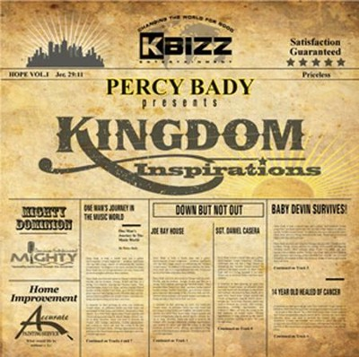 Kingdom Inspirations   -     By: Percy Bady