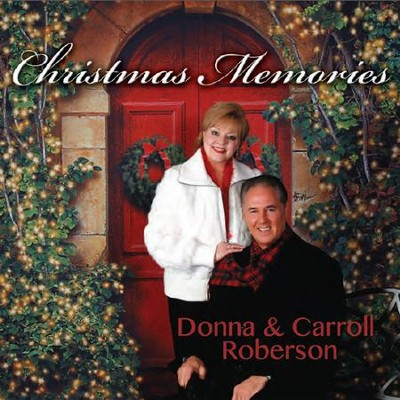 Christmas Memories CD   -     By: Carroll Roberson