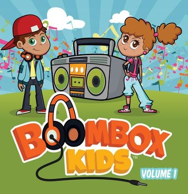 BoomBox Kids, Volume 1   -     By: BoomBox Kids