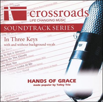 Hands Of Grace, ACC CD    -     By: The Talley Trio