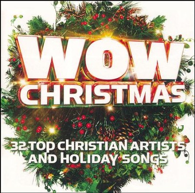 WOW Christmas (White)   -     By: Various Artists
