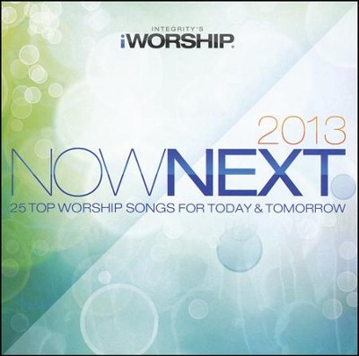 iWorship Now/Next 2013 (2 CDs)  -