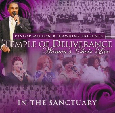 In the Sanctuary   -     By: Temple of Deliverance