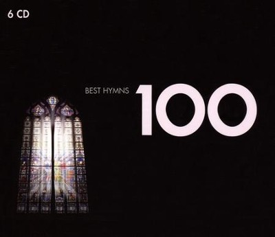100 Best Hymns, 6 CD Set   -