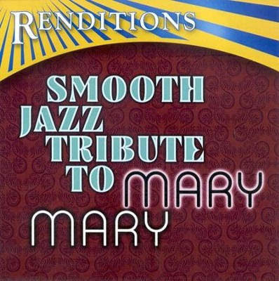 Smooth Jazz Tribute: Mary Mary CD   -