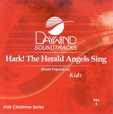 Hark, the Herald Angels Sing, Accompaniment CD   -     By: Kidz
