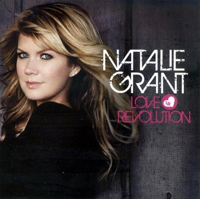 Love Revolution CD   -     By: Natalie Grant