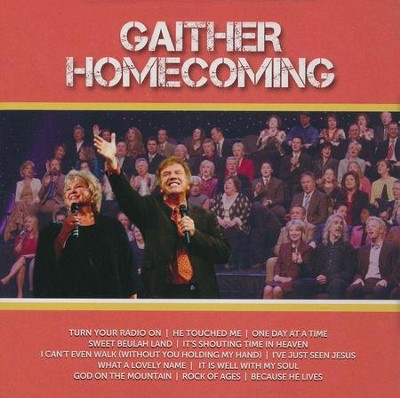 Icon: Gaither Homecoming   -     By: Bill Gaither, Gloria Gaither, Homecoming Friends