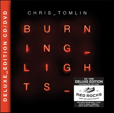 Burning Lights, Deluxe Edition--CD and DVD   -     By: Chris Tomlin
