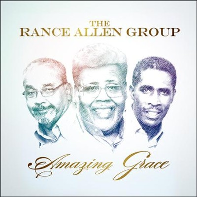 Amazing Grace (Deluxe Collector's Edition CD/DVD)   -     By: The Rance Allen Group