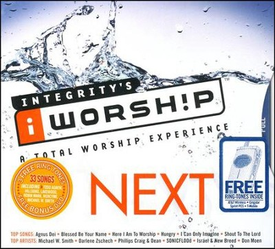 iWorship: Next CD   -     By: Various Artists