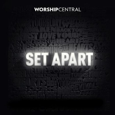 Set Apart, CD   -     By: Worship Central