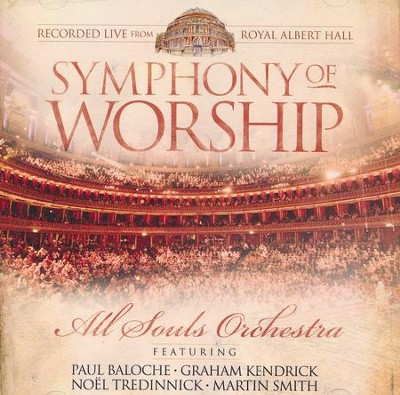 Symphony of Worship   -     By: All Souls Orchestra