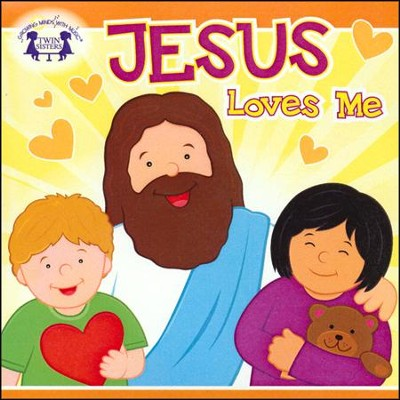 Jesus Loves Me, CD   -