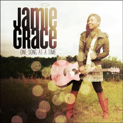 One Song at a Time CD  -     By: Jamie Grace