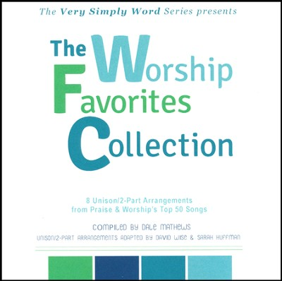 The Worship Favorites Collection, Listening CD   -     By: Dale Matthews