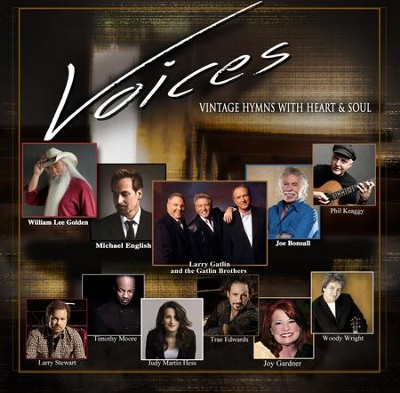 Voices: Vintage Hymns with Heart & Soul   -     By: Various Artists