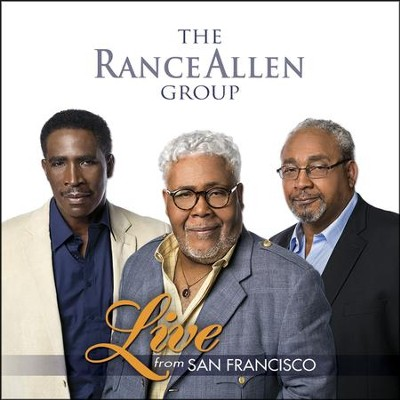 Live from San Francisco CD  -     By: Rance Allen Group