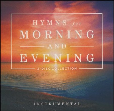 Hymns for Morning and Evening CD Collection   -     By: Mark Baldwin