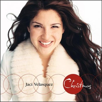 Christmas CD   -     By: Jaci Velasquez