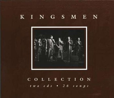 Kingsmen Collection, 2 CDs   -     By: The Kingsmen
