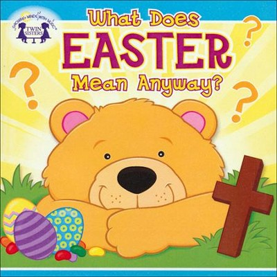 What Does Easter Mean Anyway? CD   -
