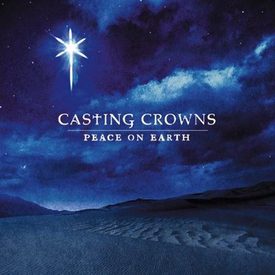 Peace On Earth CD   -     By: Casting Crowns