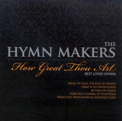 The Hymn Makers: How Great Thou Art CD   -