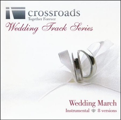 Wedding March (Recessional), Acc CD   -