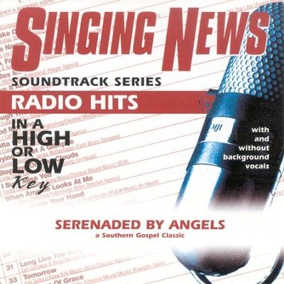 Serenaded By Angels, Accompaniment CD   -     By: Kirk Talley