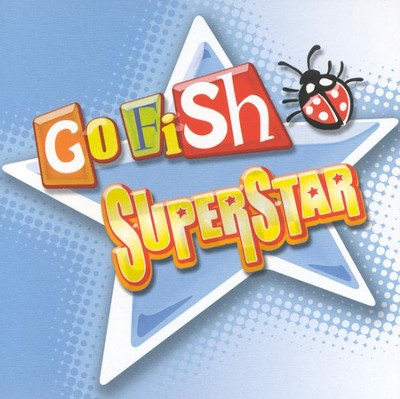 Superstar CD   -     By: Go Fish