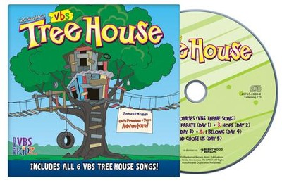 TreeHouse - VBS Listening CD   -     By: Jeff Slaughter