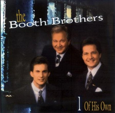 One Of His Own CD   -     By: The Booth Brothers