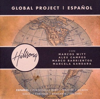 Global Project: Español, CD   -     By: Marcus Witt, Alex Campos, Marco Barrientos