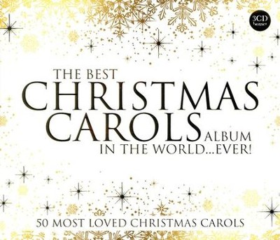 The Best Christmas Carols Album in the World . . . Ever   -     By: Various Artists