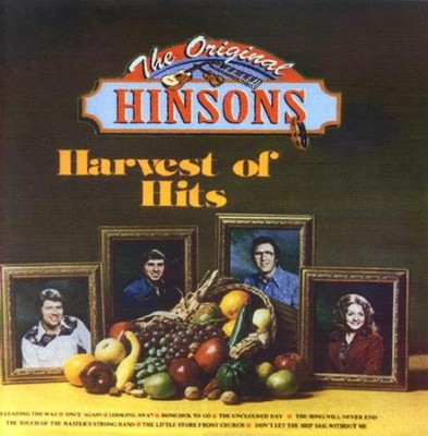 Harvest Of Hits CD   -     By: The Hinsons