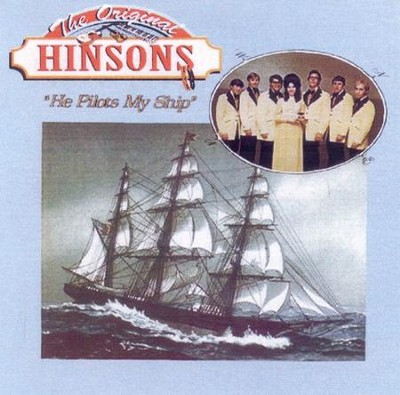 He Pilots My Ship CD   -     By: The Hinsons
