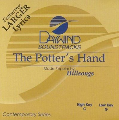 The Potter's Hand, Acc CD   -     By: Hillsong