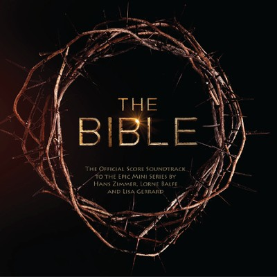The Bible Original Soundtrack   -     By: Hans Zimmer