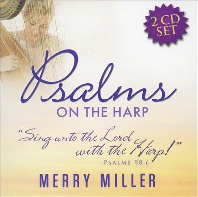 Psalms On the Harp   -     By: Merry Miller