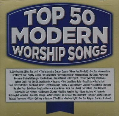 Top 50 Modern Worship Songs   -     By: Maranatha! Music